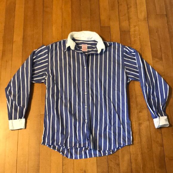 Brooks Brothers Tops - Ladies S vintage Brooks Brother collared shirt